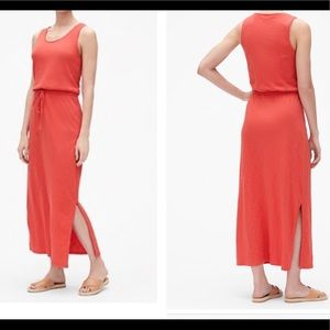GAP Tank Maxi Dress NWT